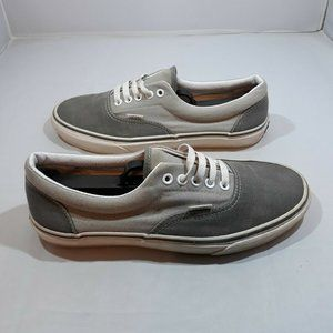 VANS Men's 8.5 Women's 10 Two Tone Gray Sneakers